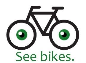 "New ""See bikes."" T-shirt designs available! | Joe Mohr's Cartoon ..."