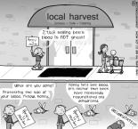 How bee's make honey