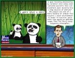 Tea Party Panda Bears