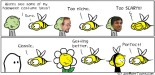 Hank D and the Bee