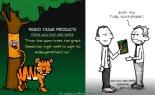 How to market deforestation