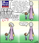Fox News Viewers Most Misinformed (again)