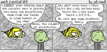 Hank D and the Bee: Bee in past tense: been.
