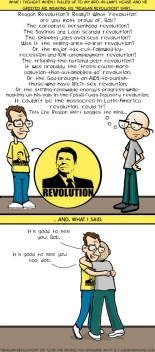 "The Conversation That my Brother-in-law's ""Reagan Revolution"" T-Shirt Provoked"