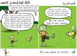 Hank D and the Bee: High Hopes?
