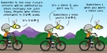 Hank D and the Bee: Happy 'Bike to Work Day'!