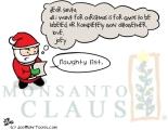 Monsanto Claus: Ho Ho Oh No!