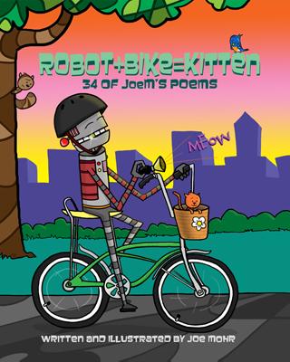 ROBOT+BIKE=KITTEN