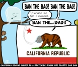 Plastic Bag Fighting California Ban